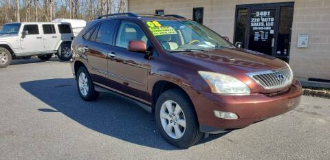 2008 Lexus RX 350 for sale at 220 Auto Sales LLC in Madison NC