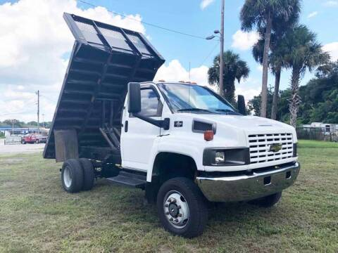 2007 Chevrolet C4500 for sale at Scruggs Motor Company LLC in Palatka FL