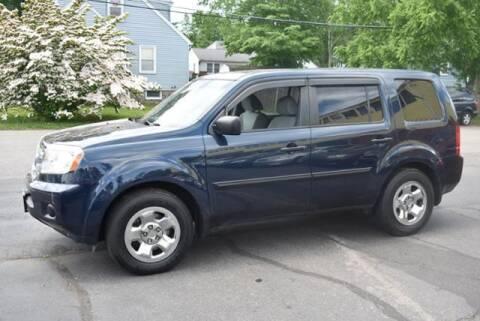 2011 Honda Pilot for sale at Absolute Auto Sales, Inc in Brockton MA