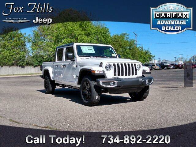 2021 Jeep Gladiator for sale in Plymouth, MI