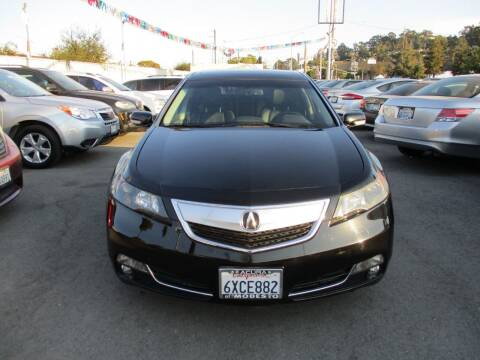 2012 Acura TL for sale at Car House in San Mateo CA