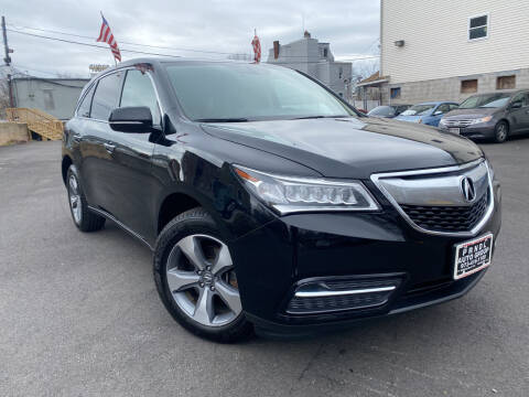 2016 Acura MDX for sale at PRNDL Auto Group in Irvington NJ