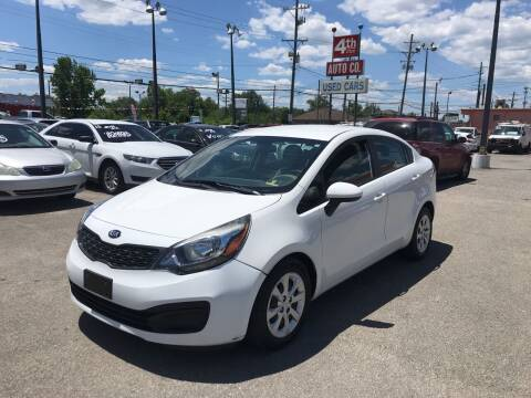 2014 Kia Rio for sale at 4th Street Auto in Louisville KY