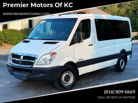2007 Dodge Sprinter Passenger for sale at Premier Motors of KC in Kansas City MO