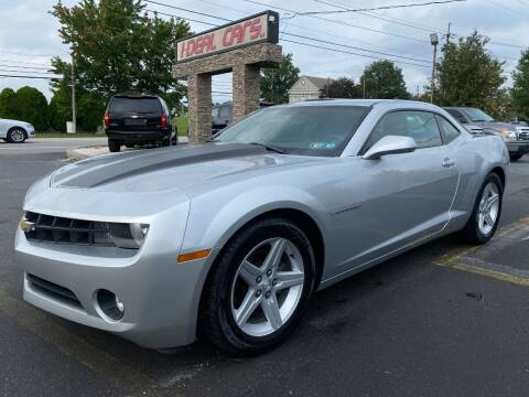 2012 Chevrolet Camaro for sale at I-DEAL CARS in Camp Hill PA