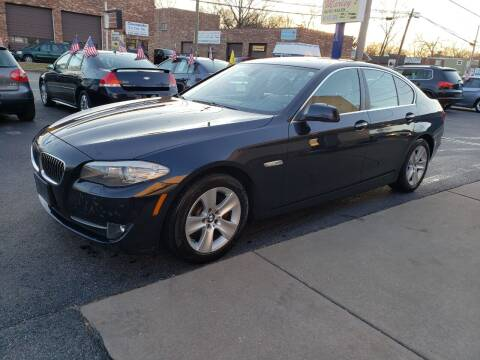 2011 BMW 5 Series for sale at Marley's Auto Sales in Pasadena MD