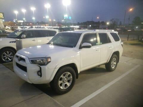 2015 Toyota 4Runner for sale at JOE BULLARD USED CARS in Mobile AL