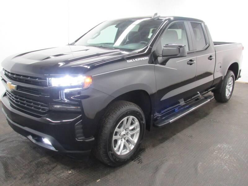 2020 Chevrolet Silverado 1500 for sale in Fairfield, OH