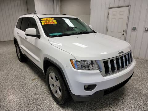 2013 Jeep Grand Cherokee for sale at LaFleur Auto Sales in North Sioux City SD