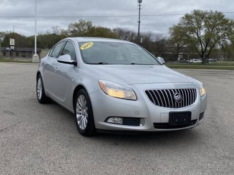 2011 Buick Regal for sale at Betten Baker Preowned Center in Twin Lake MI