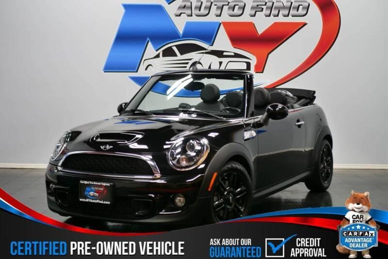 2015 MINI Convertible for sale in Massapequa, NY