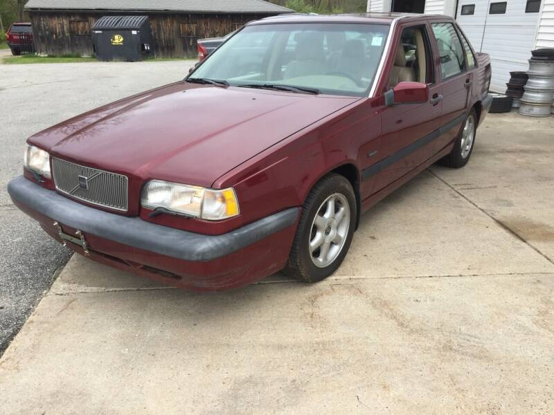 1995 Volvo 850 for sale at East Acres RV 4279 in Mendon MA