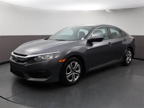 2018 Honda Civic for sale at Florida Fine Cars - West Palm Beach in West Palm Beach FL