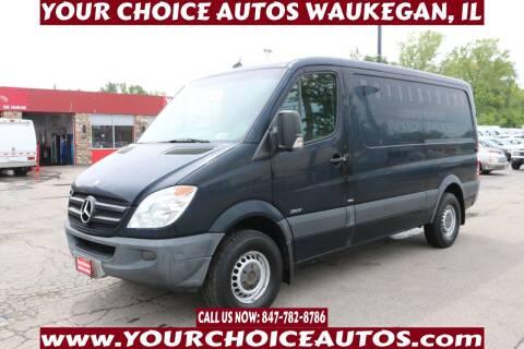 2013 Mercedes-Benz Sprinter Cargo for sale at Your Choice Autos - Waukegan in Waukegan IL