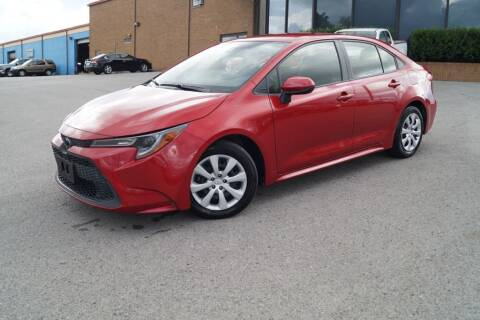 2020 Toyota Corolla for sale at Next Ride Motors in Nashville TN