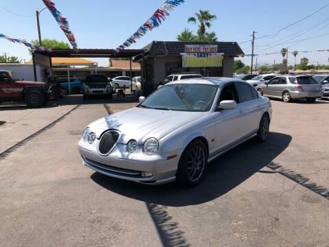 2002 Jaguar S-Type for sale at Valley Auto Center in Phoenix AZ