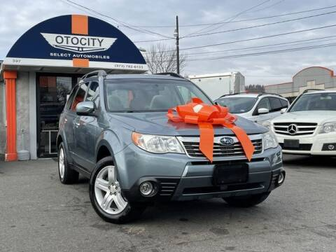 2010 Subaru Forester for sale at OTOCITY in Totowa NJ