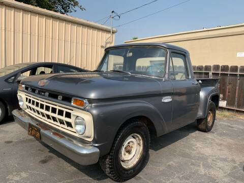 1965 Ford F-100 for sale at Dodi Auto Sales in Monterey CA