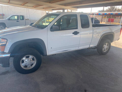 2008 Chevrolet Colorado for sale at Kann Enterprises Inc. in Lovington NM