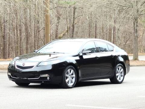 2012 Acura TL for sale at United Auto Gallery in Suwanee GA