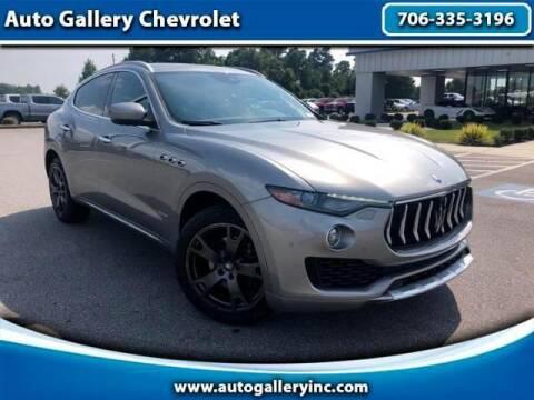 2018 Maserati Levante for sale at Auto Gallery Chevrolet in Commerce GA