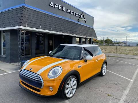 2015 MINI Hardtop 2 Door for sale at Apex Motors in Murray UT