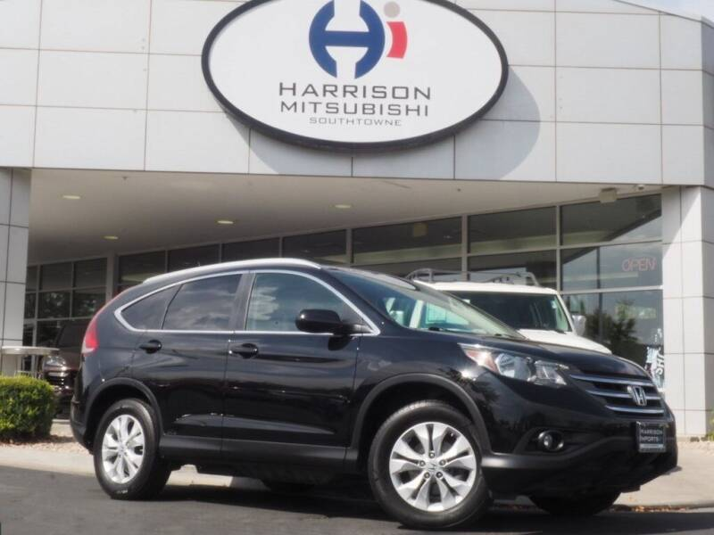 2013 Honda CR-V for sale at Harrison Imports in Sandy UT