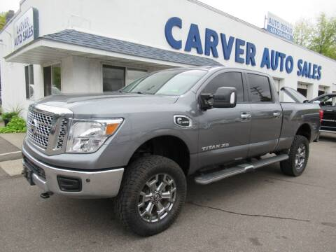 2018 Nissan Titan XD for sale at Carver Auto Sales in Saint Paul MN