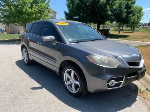 2012 Acura RDX for sale at Posen Motors in Posen IL