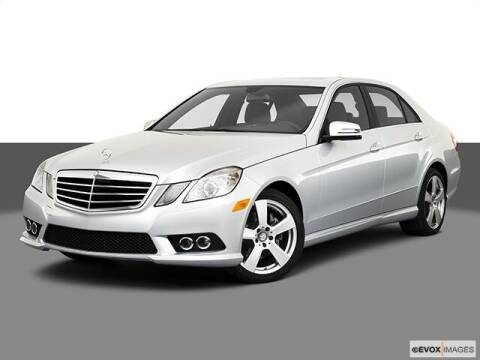 2010 Mercedes-Benz E-Class for sale at Terry Lee Hyundai in Noblesville IN