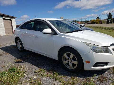 Chevrolet Cruze For Sale In St Marys Pa Bucktail Motor