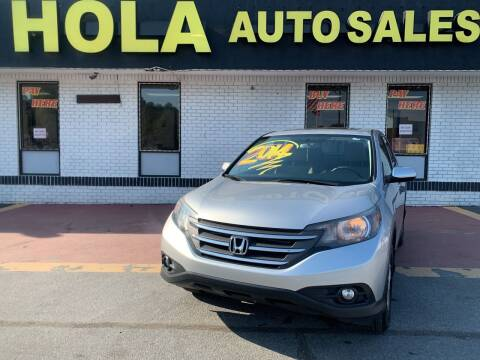 2014 Honda CR-V for sale at HOLA AUTO SALES CHAMBLEE- BUY HERE PAY HERE - in Atlanta GA