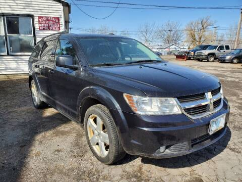 2010 Dodge Journey for sale at T & R Adventure Auto in Buffalo NY