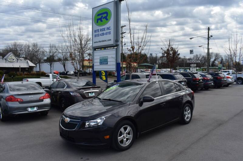 2014 Chevrolet Cruze for sale in Murfreesboro, TN