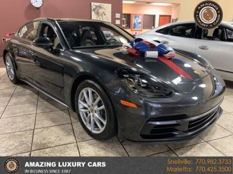 2019 Porsche Panamera for sale at Amazing Luxury Cars in Snellville GA