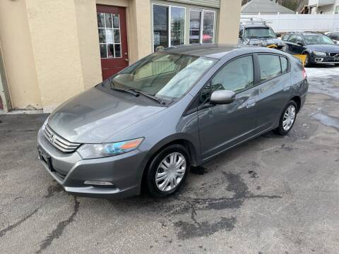2011 Honda Insight for sale at Autowright Motor Co. in West Boylston MA