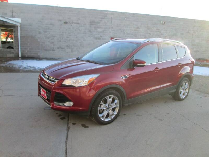 2016 Ford Escape for sale at Stagner INC in Lamar CO