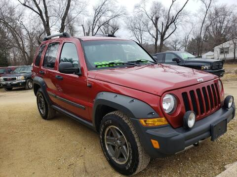 2006 Jeep Liberty for sale at Northwoods Auto & Truck Sales in Machesney Park IL