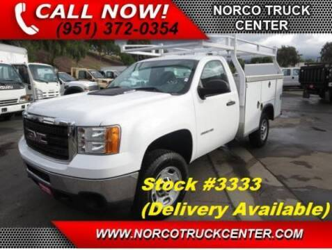 2013 GMC Sierra 2500HD for sale at Norco Truck Center in Norco CA