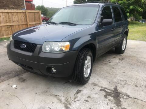 2006 Ford Escape for sale at Georgia Car Shop in Marietta GA