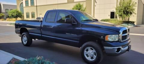 2003 Dodge Ram Pickup 2500 for sale at Alltech Auto Sales in Covina CA