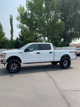 2018 Ford F-150 for sale at Firehouse Auto Sales in Springville UT