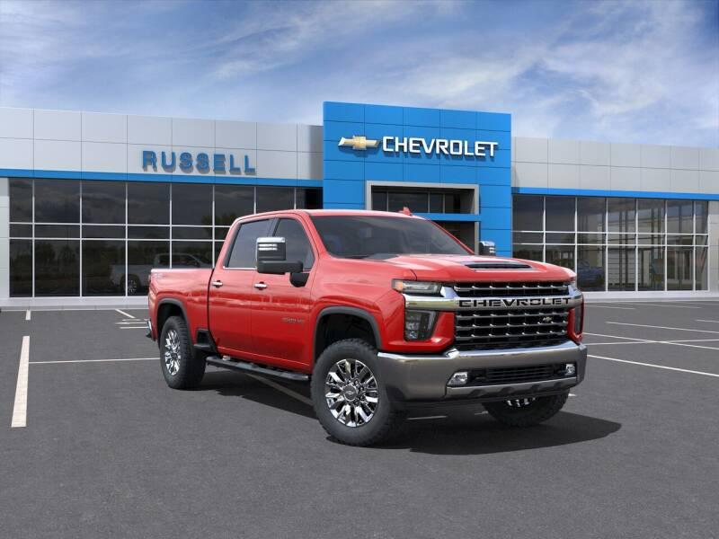 2022 Chevrolet Silverado 2500HD for sale in Sherwood, AR