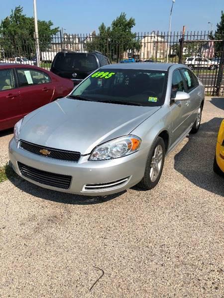 2012 Chevrolet Impala for sale at Z & A Auto Sales in Philadelphia PA