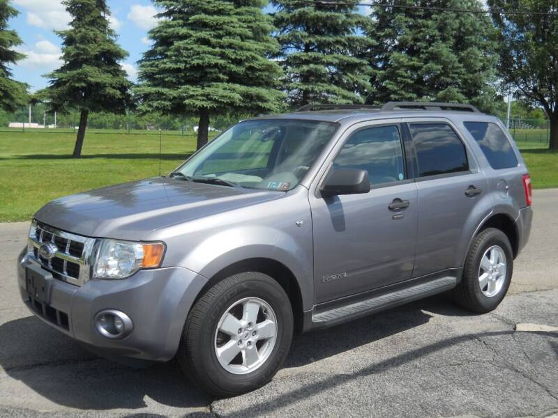 2008 Ford Escape for sale at Hern Motors - 111 Hubbard Youngstown Rd Lot in Hubbard OH