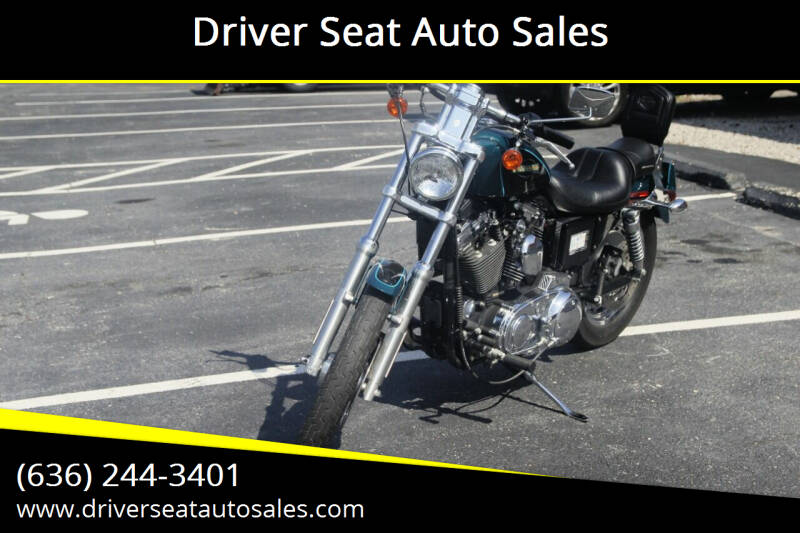 2000 HARLEY DAVIDSON SPORTSTER 1200 for sale at Driver Seat Auto Sales in Saint Charles MO