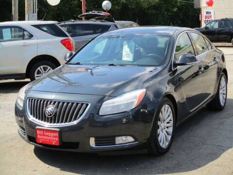 2013 Buick Regal for sale at Bill Leggett Automotive, Inc. in Columbus OH