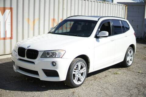 2011 BMW X3 for sale at Sports Plus Motor Group LLC in Sunnyvale CA