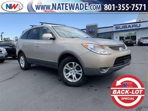2008 Hyundai Veracruz for sale at NATE WADE SUBARU in Salt Lake City UT