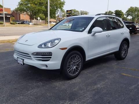2013 Porsche Cayenne for sale at AUTOSAVIN in Elmhurst IL